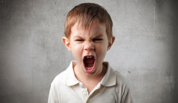 gyerekkori agresszió