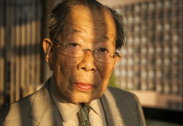 103 éves orvos